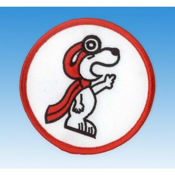 Patch Snoopy Pilot