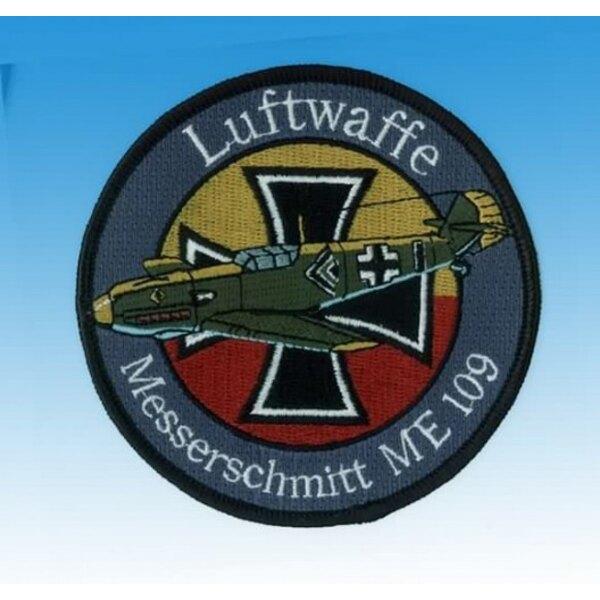 Patch Messerschmitt Me109 Luftwaffe