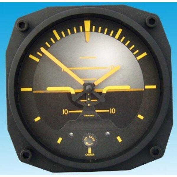 Horloge style Horizon Artificiel Vintage - Wall cl