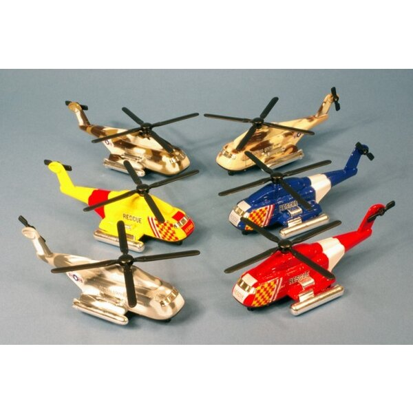 Retrofriction Dragon fly Pull back action (12pcs)