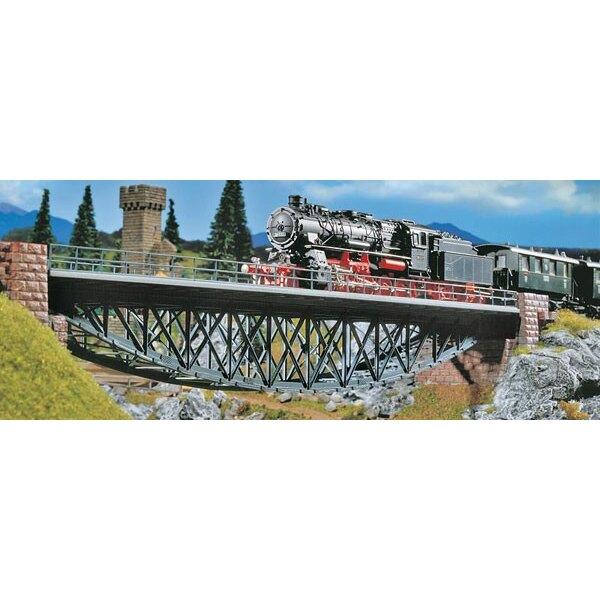 Fishbellied bridge