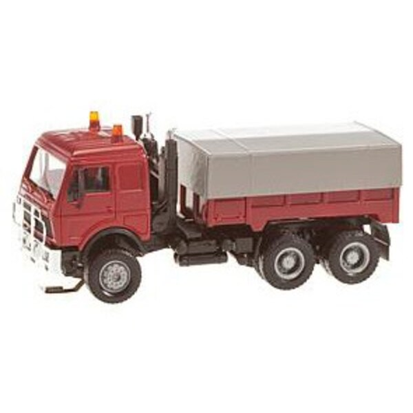 Car System Digital MB S Heavy goods vehicle 3850 AS (HERPA)