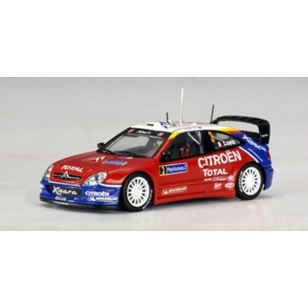 Citroen Xsara WRC 2004