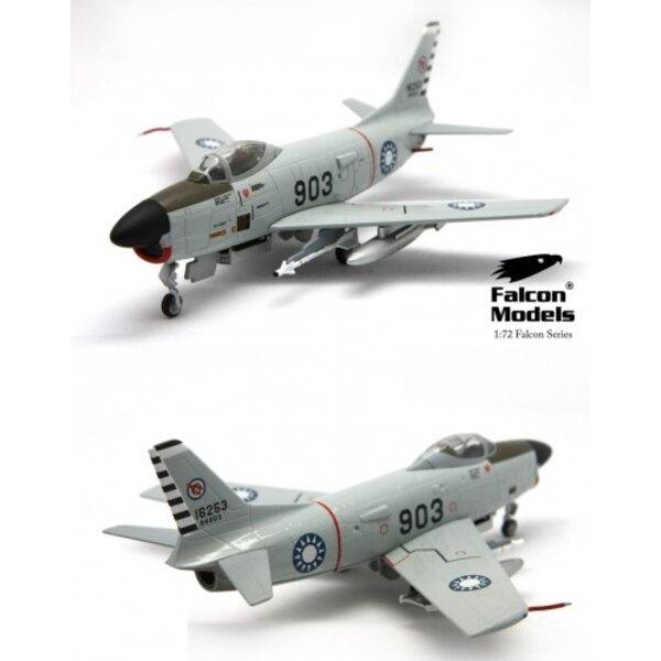 F-86D Sabre Dog ROCAF