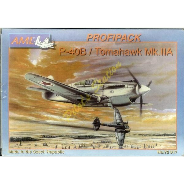 P-40B Tomahawk MK.IIA