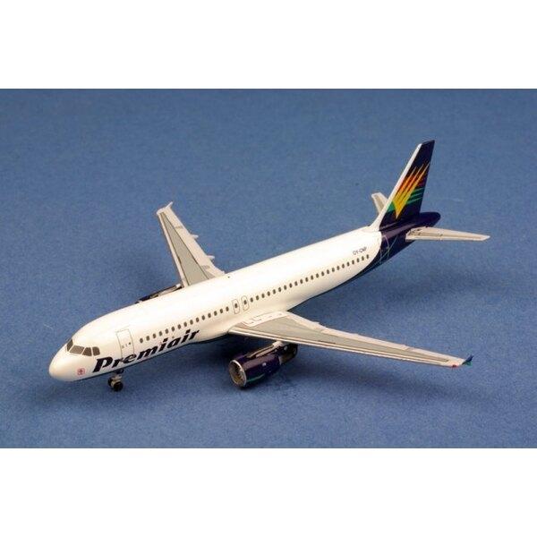 Premiair Airbus A320 OY-KBO