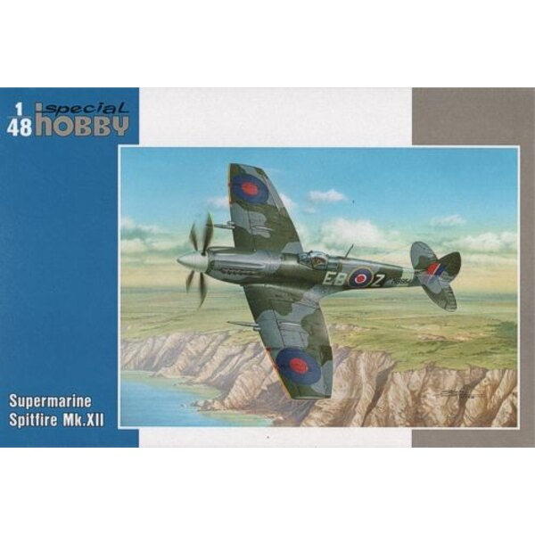 Supermarine Spitfire Mk.XII The Spitfire Mk.XII was a less widespread version of this famous fighter mainly due to the low amoun