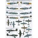 decals the battle for malta axis (9) messerschmitt bf 109e-7 white 12 7/jg26 oblt joachim muncheberg