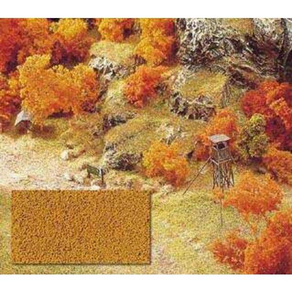 Flocking microfiber yellowish - uv x 5