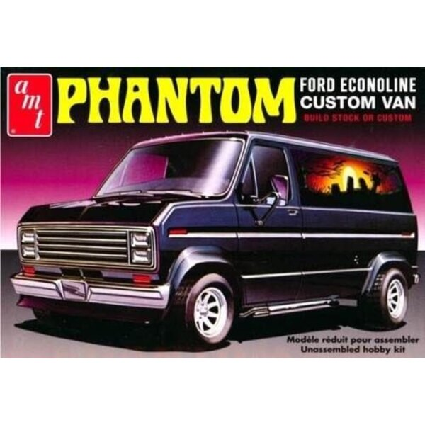 Phantom Ford Econoline Custom Van