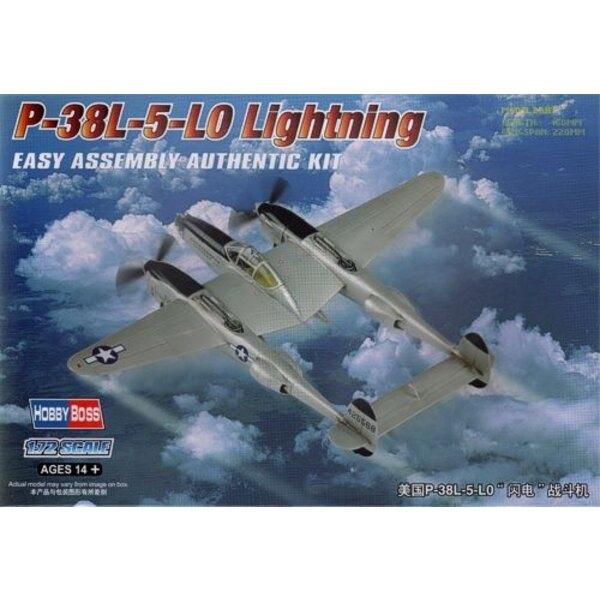 Lockheed P-38L-5-LO
