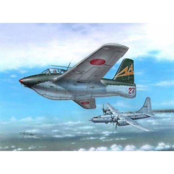 Messerschmitt Me 163C, What-If-War,