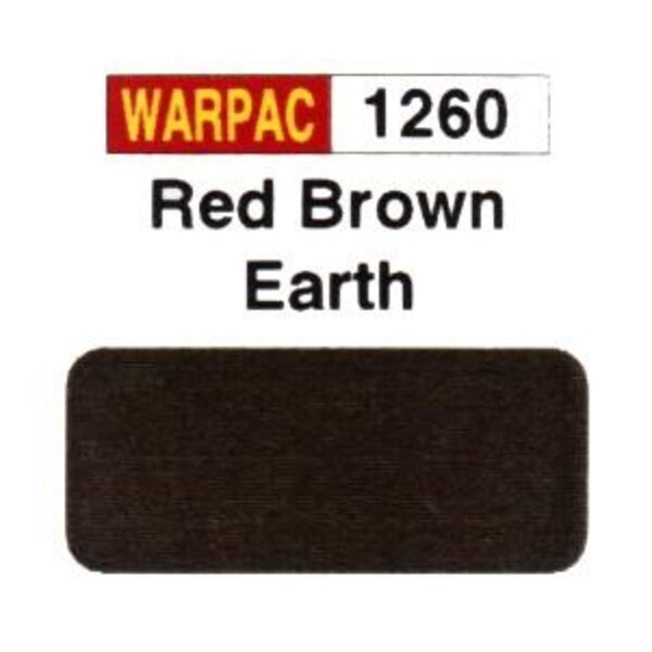 Brown Red Warsaw