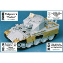 Panther Ausf.F/G JagdPanther side skirts Aber ABR35A28