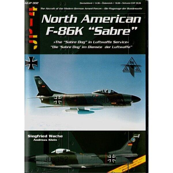 Book North American F-86K Sabre