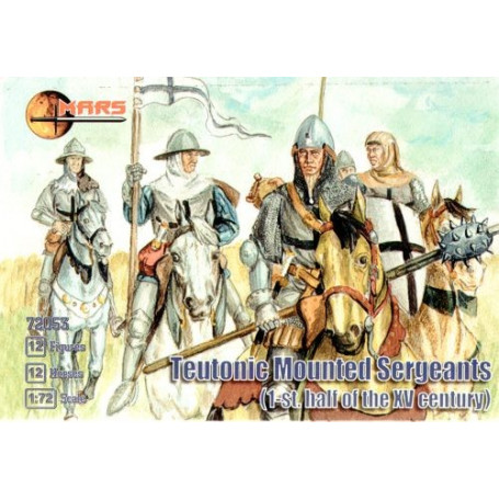 Mounted Sergeants