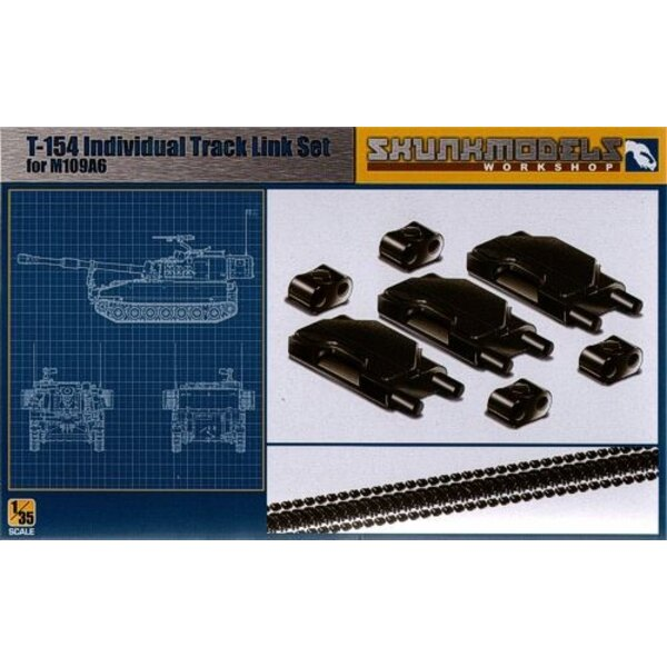 T-154 Track Link For M109A6