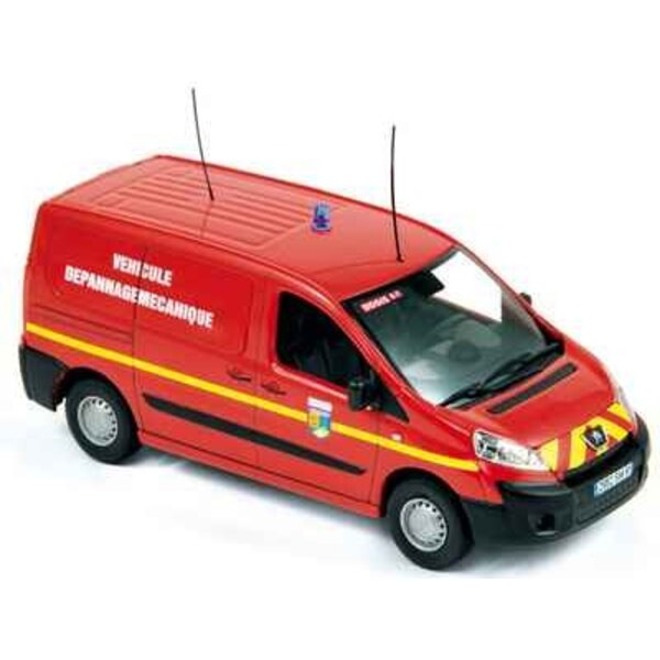 Expert 2007 Firefighters Recovery 1:43