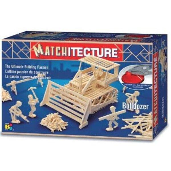 Bulldozer Matches model kit model kit