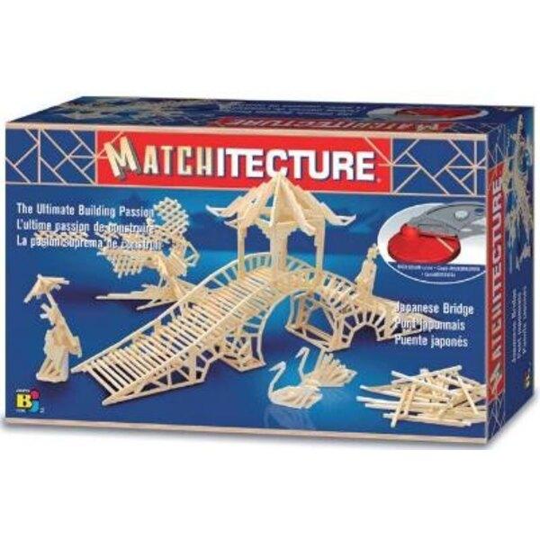 Japanese bridge Matches model kit model kit