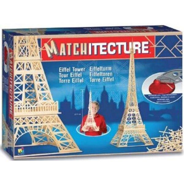 Matches model kit model kit Eiffel Tower