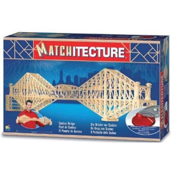 Quebec Bridge Matches model kit model kit