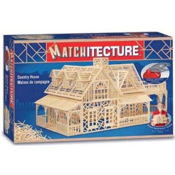 Cottage Matches model kit model kit