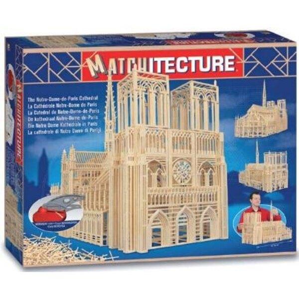 Notre Dame Matches model kit model kit model kit
