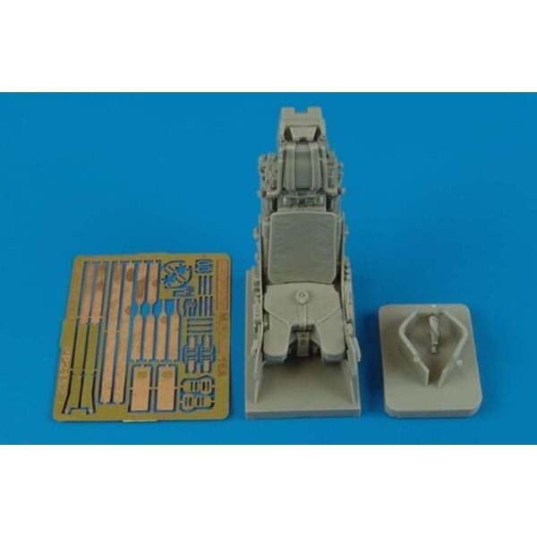 Martin Baker M.B. Mk 16A ejection seat for Eurofighter EF-2000A Typhoon (designed to be assembled with model kits from Revell)