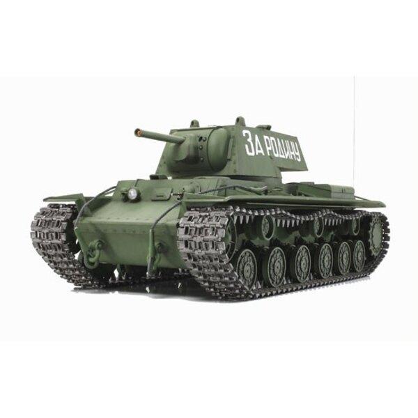 Russian Tank KV- 1