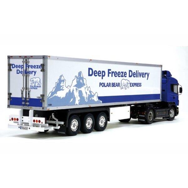 Semi- trailer