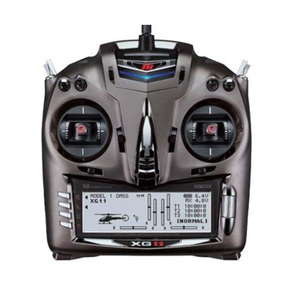 XG11 radio mode 1