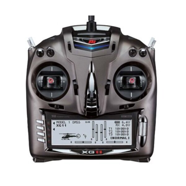 XG11 radio mode 2