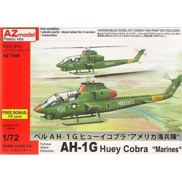 Bell AH- 1G Huey Cobra USMC
