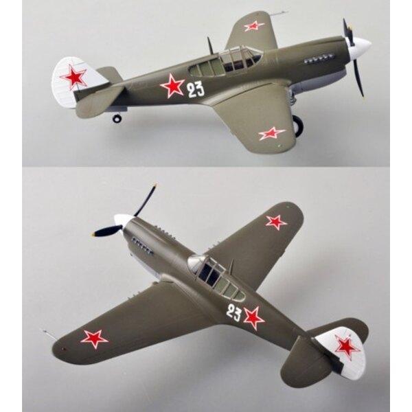 P -40M Warhawk CCCP