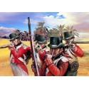 British Line Infantry (Egypt) Napoleonic era. 4.75. Strelets STRM070