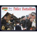 Police Battallion . Local Collaborators to the Germans in WWII in Eastern Europe. (WWII) Strelets STRM086