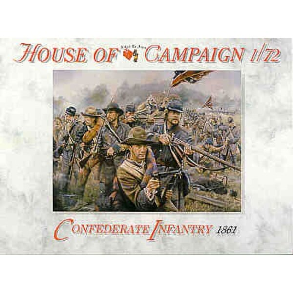 CONFEDERATE INFANTRY 172