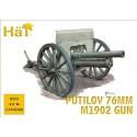 WWI Putilov 76mm Gun HAT Industrie HAT8173
