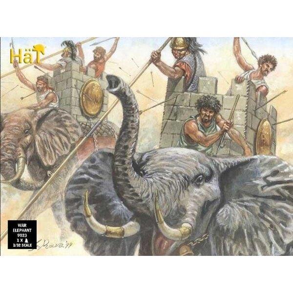 ELEPHANTS OF WAR 132
