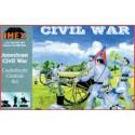 Confederate 10lb cannon (American Civil War) (ACW) Imex IMEX780