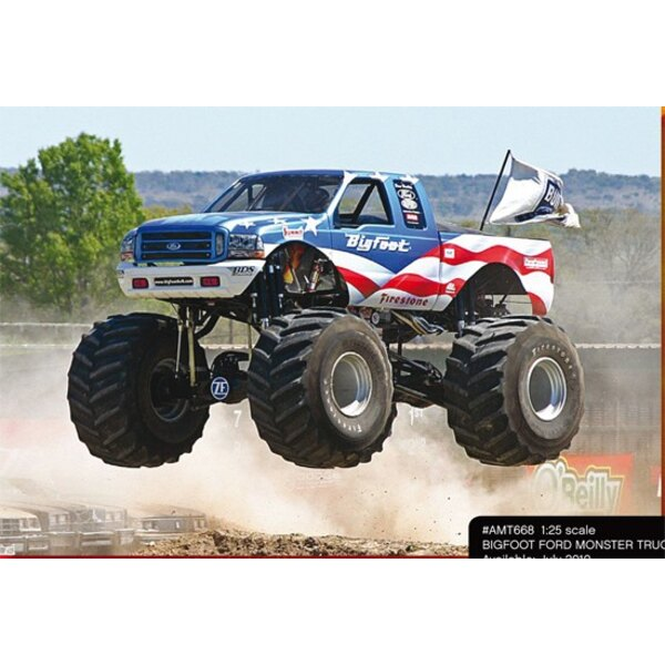 BigFoot Ford Monster Truck