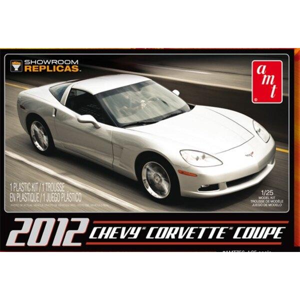 Corvette Coupe Show
