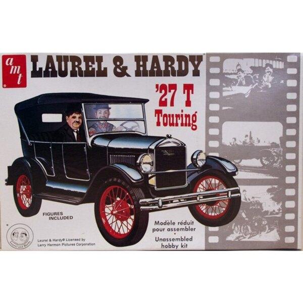 Laurel & Hardy 27T Touring