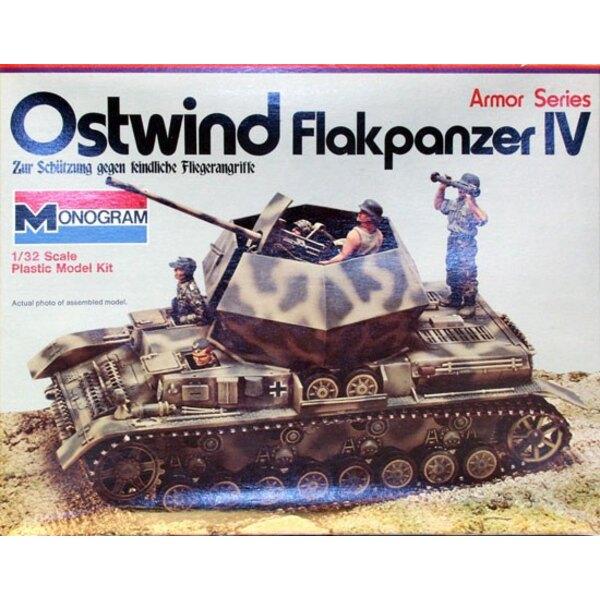 Ostwind Flakpanzer IV