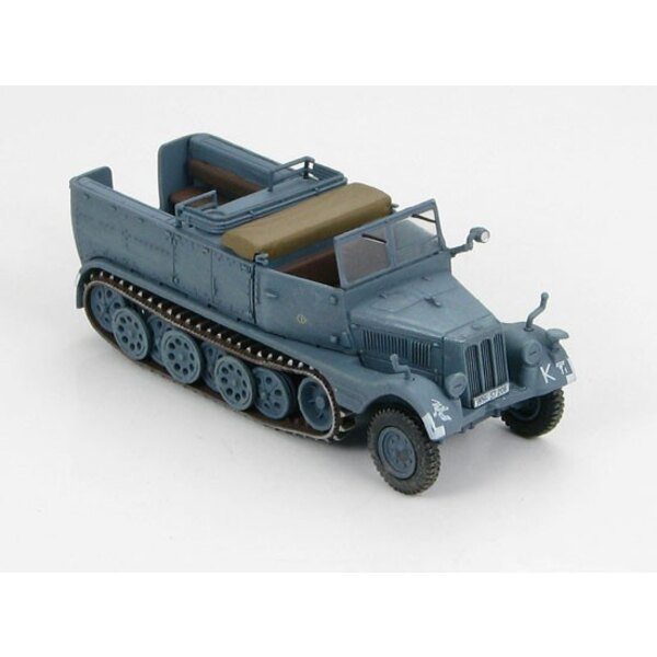 SD. KfZ German Half Track