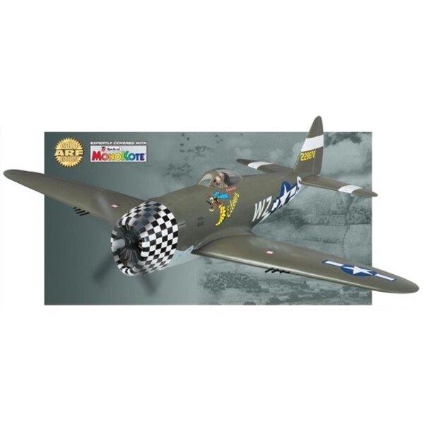 P- 47D THUNDERBOLT - ARF