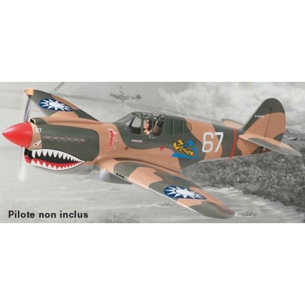 P- 40 Warhawk 60 - ARF