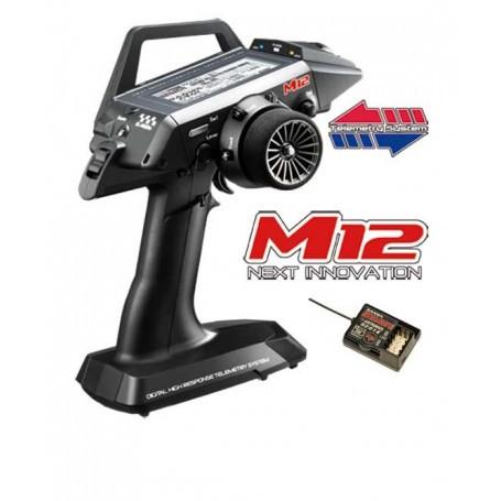 M12 / RX471 2.4GHz FHSS SANWA -3