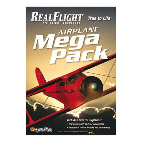 MEGA PACK FOR AIRCRAFT SIMULATOR G6